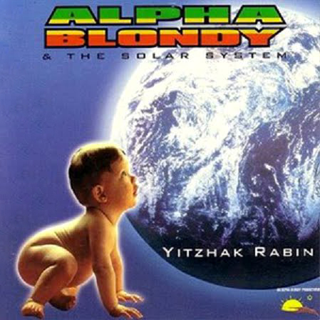 Alpha Blondy: Yitzhak Rabin Prijs: € 16.00