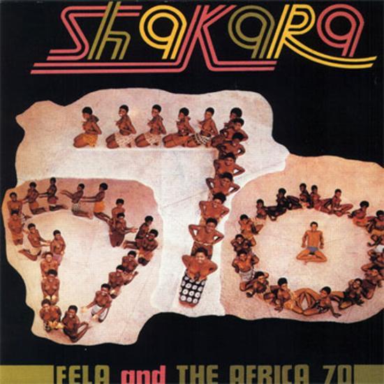Fela Kuti: Shakara - London Scene Prijs: € 14.50