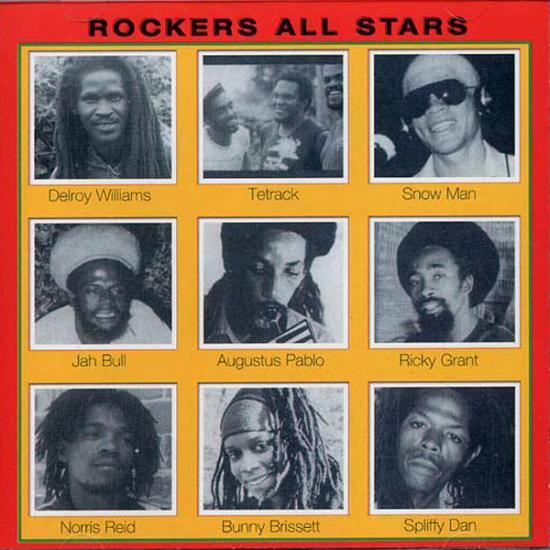 Augustus Pablo: Rockers All Stars (1986) Prijs: € 9.50