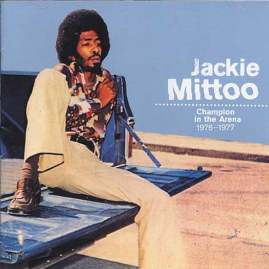 Jackie Mittoo: Champion in the Arena 1976-1977 Prijs: € 14.50