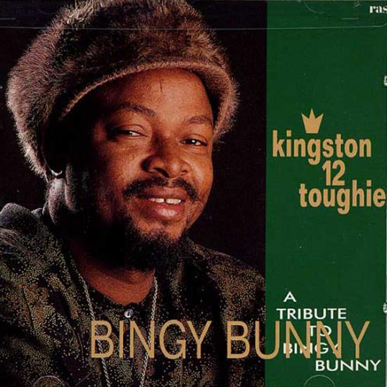 Bingy Bunny: Kingston 12 Toughie Prijs: € 11.50