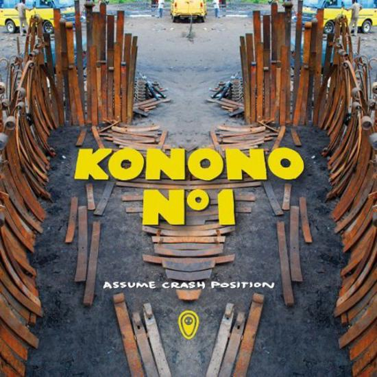 Konono No1: Assume Crash Position Prijs: € 19.50