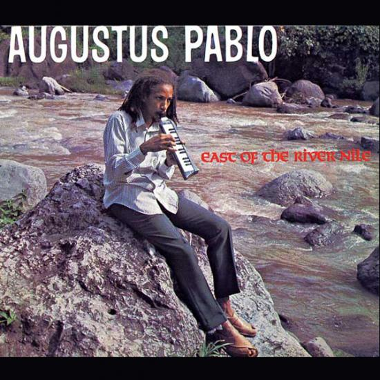 Augustus Pablo: East Of The River Nile Prijs: € 21.00