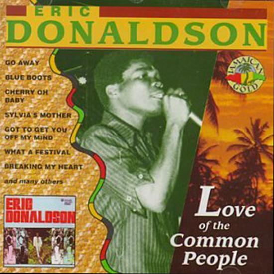 Eric Donaldson: Love Of The Common People  Prijs: € 6.50