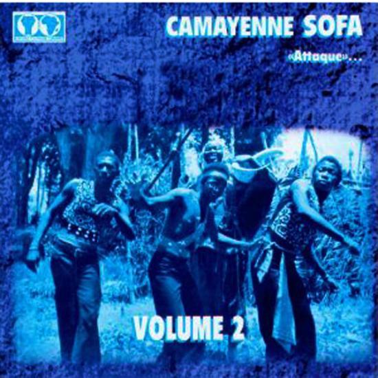 Camayenne Sofa: Attaque Vol.2 Prijs: € 12.50
