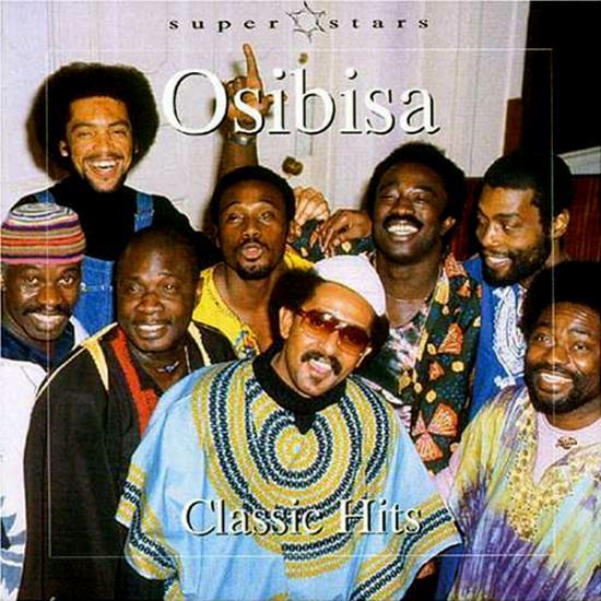 Osibisa: Classic Hits Prijs: € 5.00