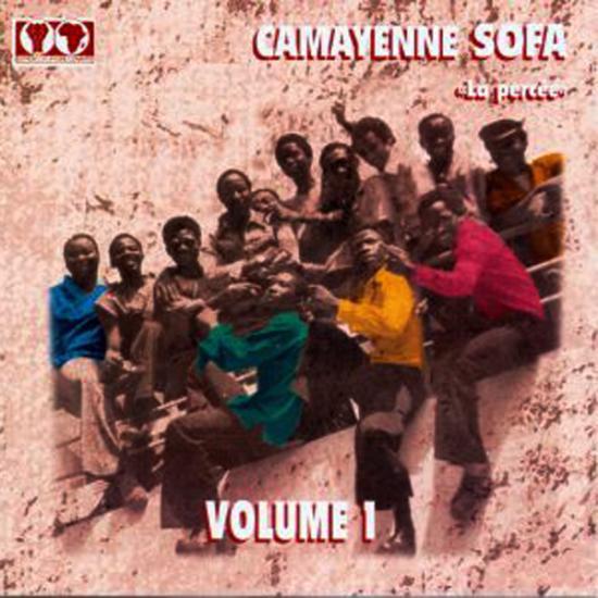 Camayenne Sofa: La Percee Vol.1 Prijs: € 12.50