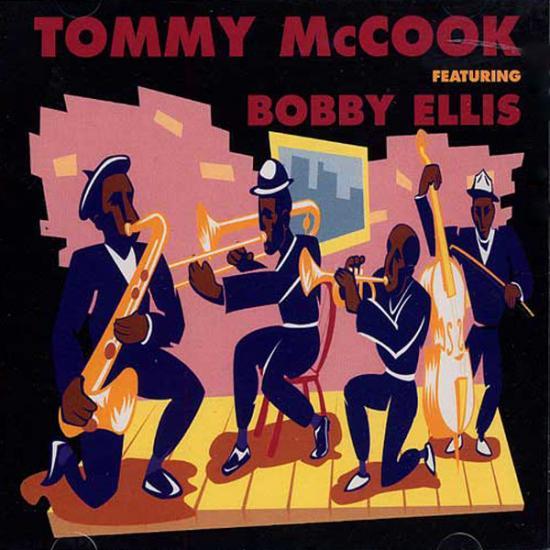 Tommy McCook Featuring Bobby Ellis Prijs: € 9.50