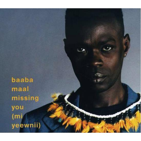 Baaba Maal: Missing You Prijs: € 14.50