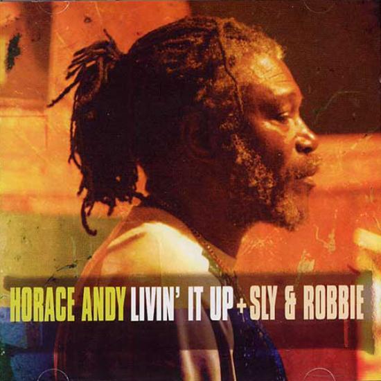 Horace Andy: Living It Up (cd+dvd) Prijs: € 14.50