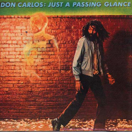 Don Carlos: Just A Passing Glance Prijs: € 14.50