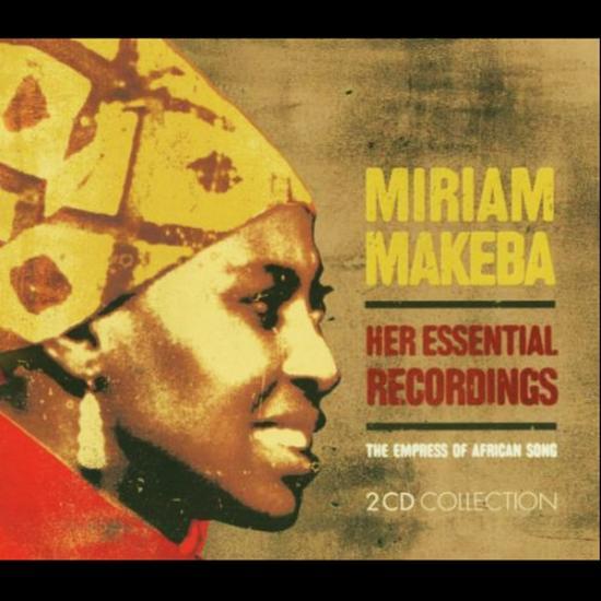 Miriam Makeba: Her Essential Recordings Prijs: € 12.50