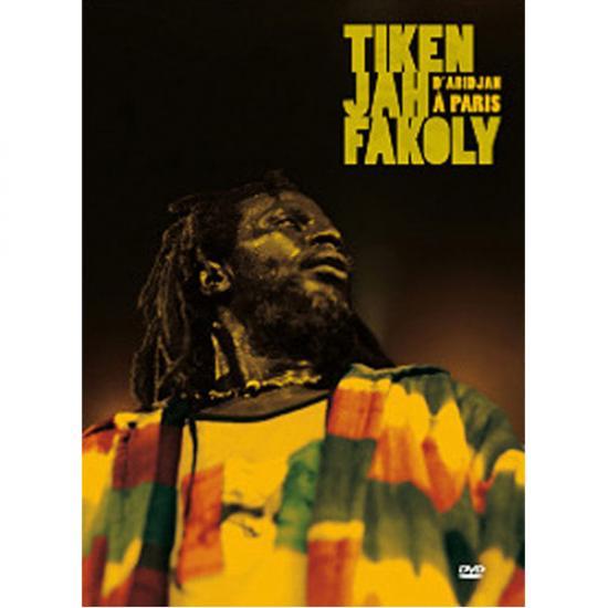 Tiken Jah Fakoly: D\'Abidjan A Paris Limited Edition 2-dvd Prijs: € 27.50