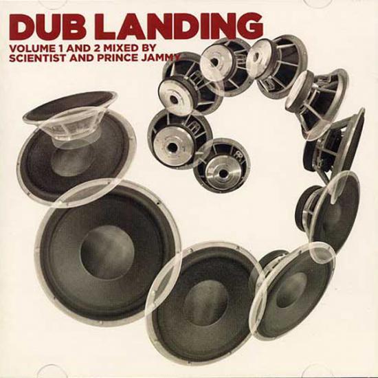 Scientist & King Jammy: Dub Landing 1&2 Prijs: € 12.50