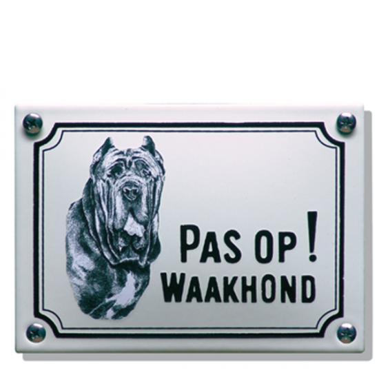 Mastif WHK08 14x10cm Prijs: € 21.50