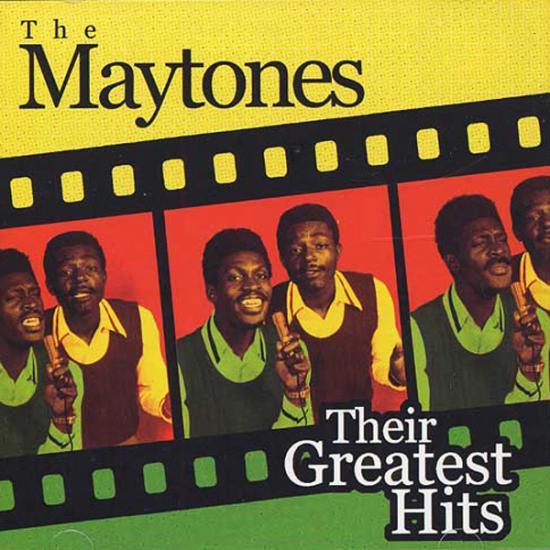 Maytones: Their Greatest Hits  Prijs: € 9.50