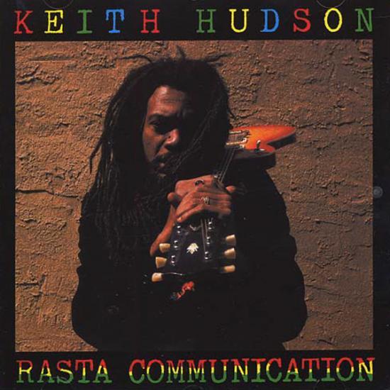 Keith Hudson: Rasta Communication Prijs: € 14.50
