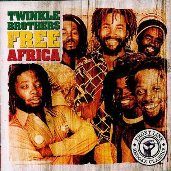Twinkle Brothers: Free Africa Prijs: € 11.50