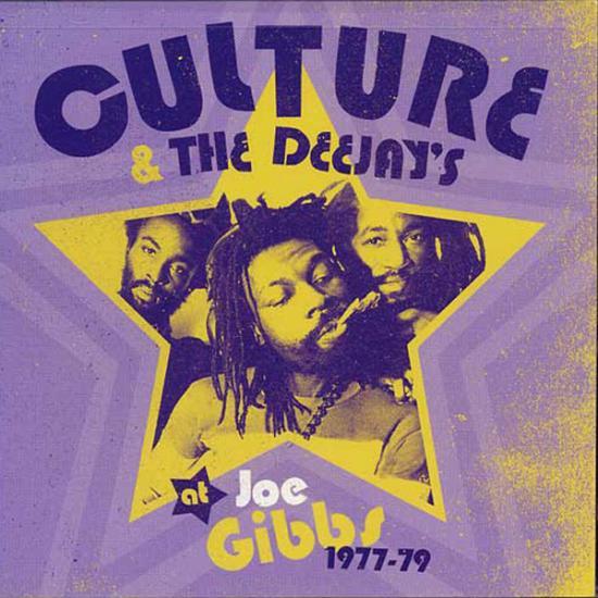 Culture & The Dj s at Joe Gibbs 1977-79 Prijs: € 12.50