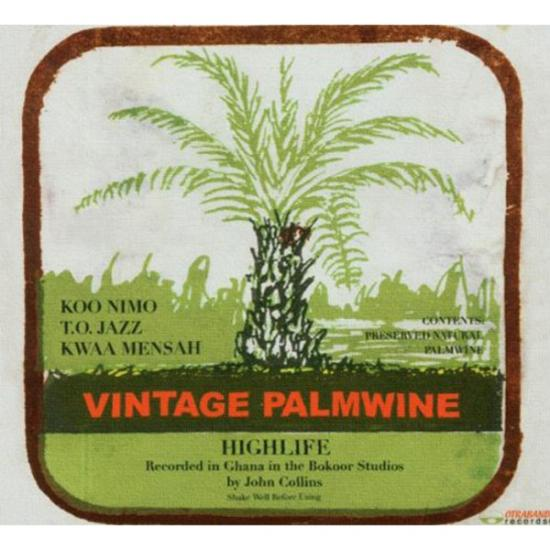 Various Artists: Vintage Palm Wine Prijs: € 19.50