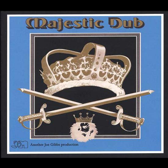 Joe Gibbs: Majestic Dub Prijs: € 14.50