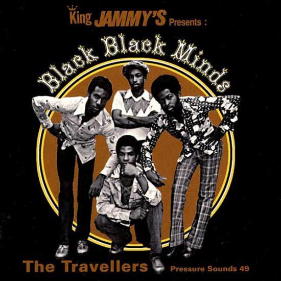Travellers: Black Black Minds Prijs: € 12.50