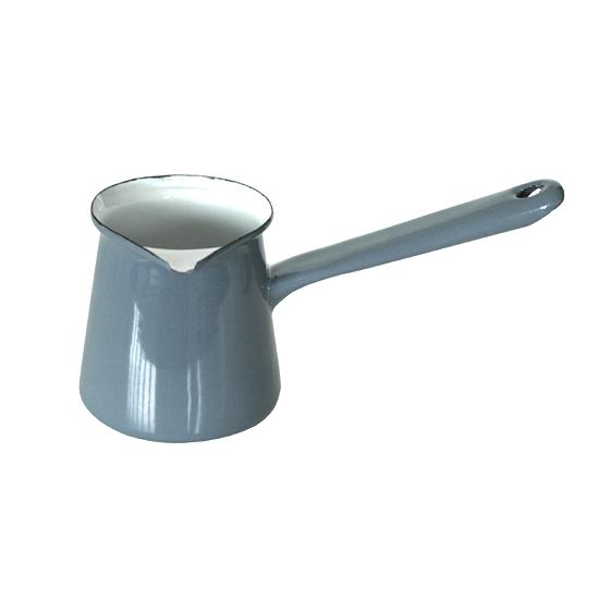 Koffiepot Ø 9 cm- grijs Prijs: € 8.50