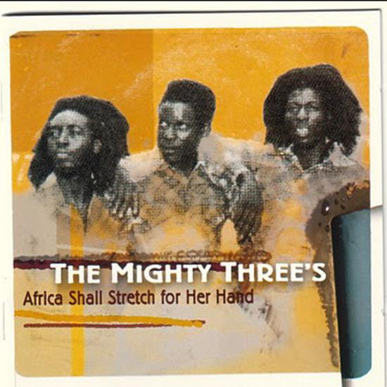 Mighty Threes: Africa Shall Stretch Forth Her Hand Prijs: € 18.00