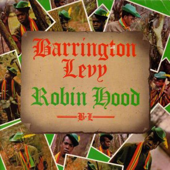 Barrington Levy: Robin Hood Prijs: € 12.50