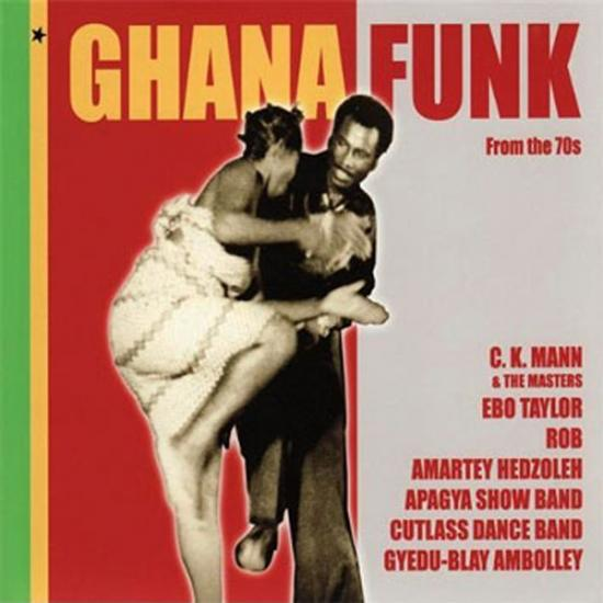 Various Artists: Ghana Funk Prijs: € 17.00