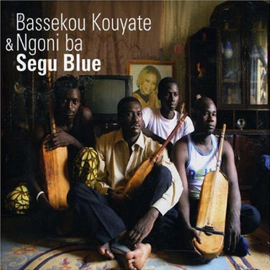 Bassekou Kouyate & Ngoni Ba: Segu Blue Prijs: € 19.50