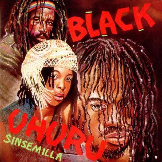 Black Uhuru: Sinsemilla Prijs: € 7.00