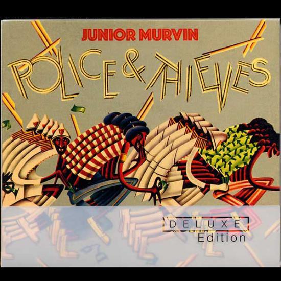 Junior Murvin: Police & Thieves DELUXE Prijs: € 19.50