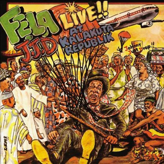 Fela Kuti: JJD + Unnecessary Begging Prijs: € 14.50