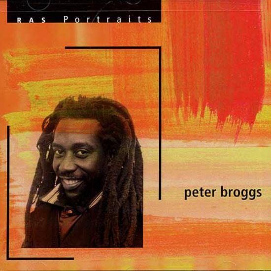 Peter Broggs: RAS Portrait Prijs: € 7.00