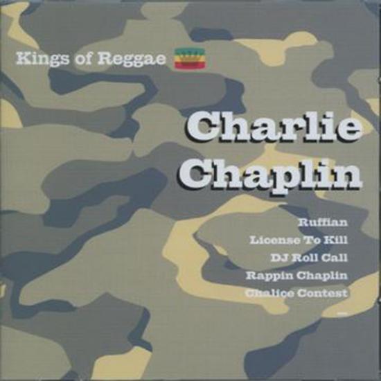 Charlie Chaplin: Kings Of Reggae Prijs: € 5.00