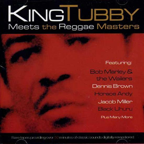 King Tubby: Meets the Reggae Masters Prijs: € 12.50