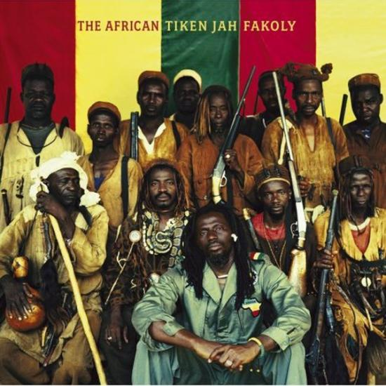Tiken Jah Fakoly: L'Africain Prijs: € 14.50