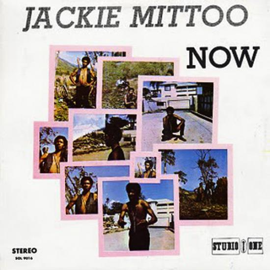 Jackie Mittoo: Now Prijs: € 14.50