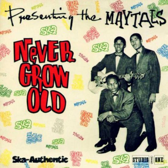 Toots & the Maytals: Never Grow Old Prijs: € 16.00