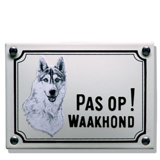 Husky WHK07 14x10cm Prijs: € 21.50