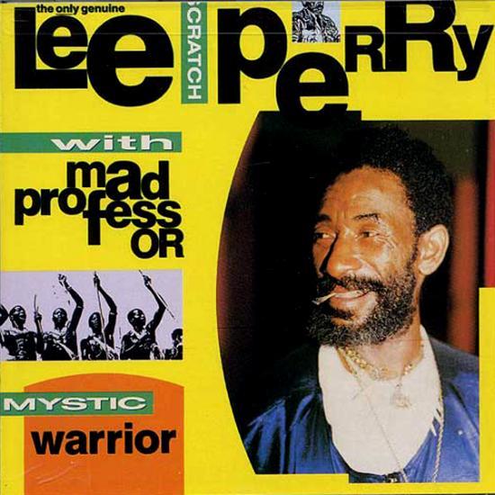 Lee Perry & Mad Professor: Mystic Warrior  Prijs: € 9.50