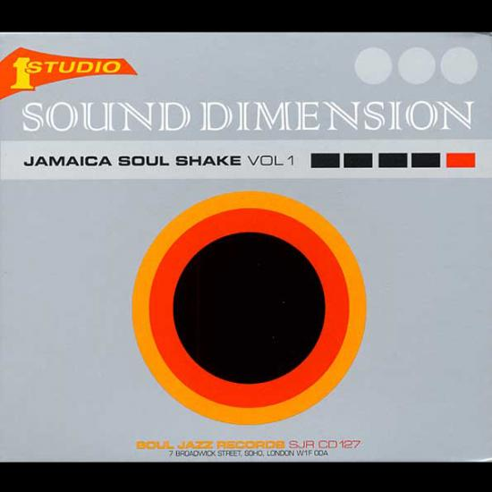 Sound Dimension: Jamaica Soul Shake Prijs: € 19.50