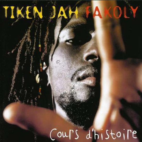 Tiken Jah Fakoly: Cours d'Histoire Prijs: € 16.00