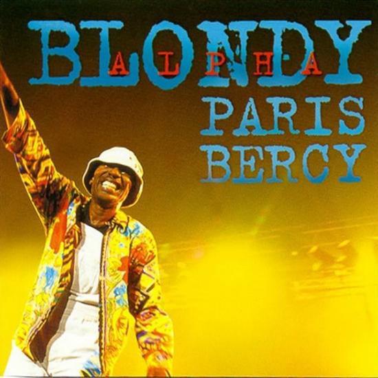 Alpha Blondy: Paris Bercy Live Prijs: € 14.50