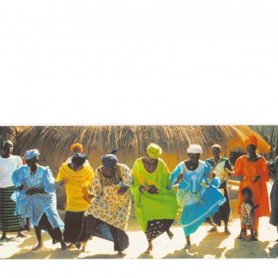Dansende Vrouwen © Rene Mattes, 2004 Prijs: € 1.75