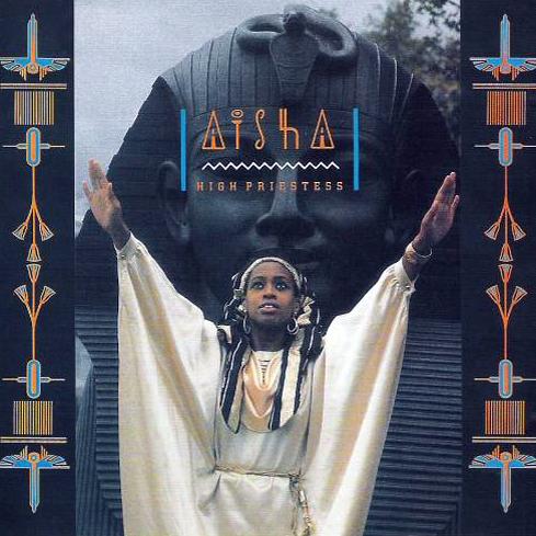 Aisha: High Priestess Prijs: € 9.50