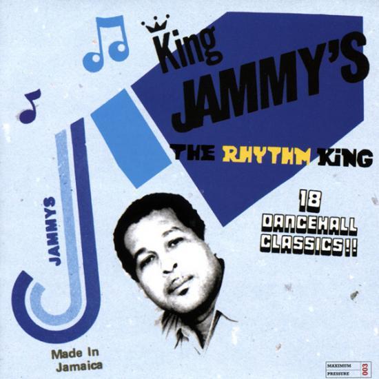 King Jammy: Rhythm King Prijs: € 9.50