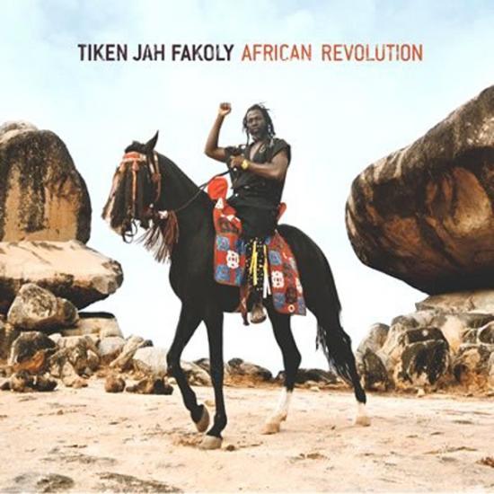 Tiken Jah Fakoly: African Revolution Prijs: € 19.50