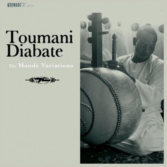 Toumani Diabate: Mande Variations Prijs: € 19.50